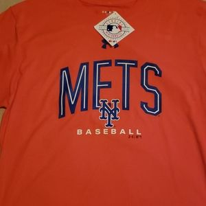 Under armour NY mets Tshirt